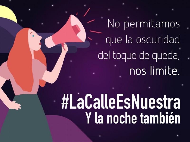 #LaCalleEsNuestrayLaNocheTambién campaña en Twitter contra 'toque de queda'
