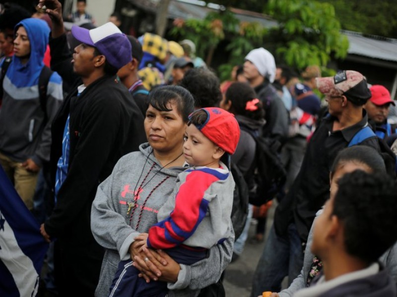 Laguneros se hacen pasar por migrantes: Cruz Roja