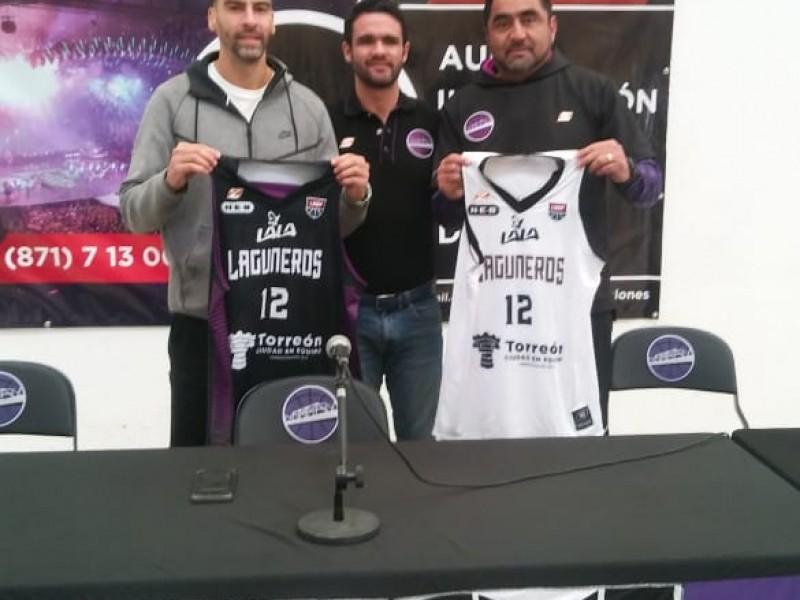 Laguneros tiene nuevo coach