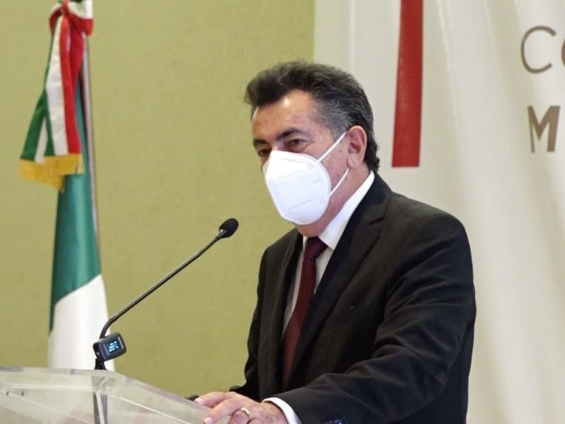 En seguridad, Lamarque pide ayuda al Estado y Federación