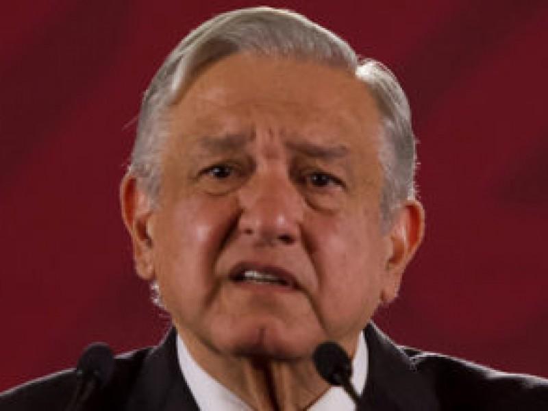 Lamenta AMLO muerte de mexicanos en Texas
