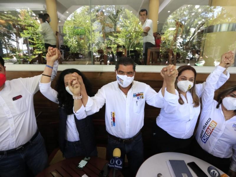 Lamenta David Velasco que Ahued Bardahuil se preste a ilegalidades