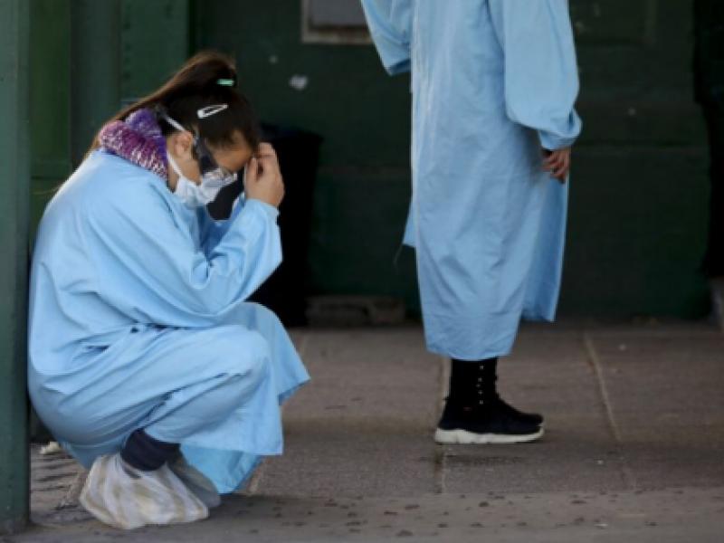 Lamenta personal de salud muerte de enfermera por COVID-19