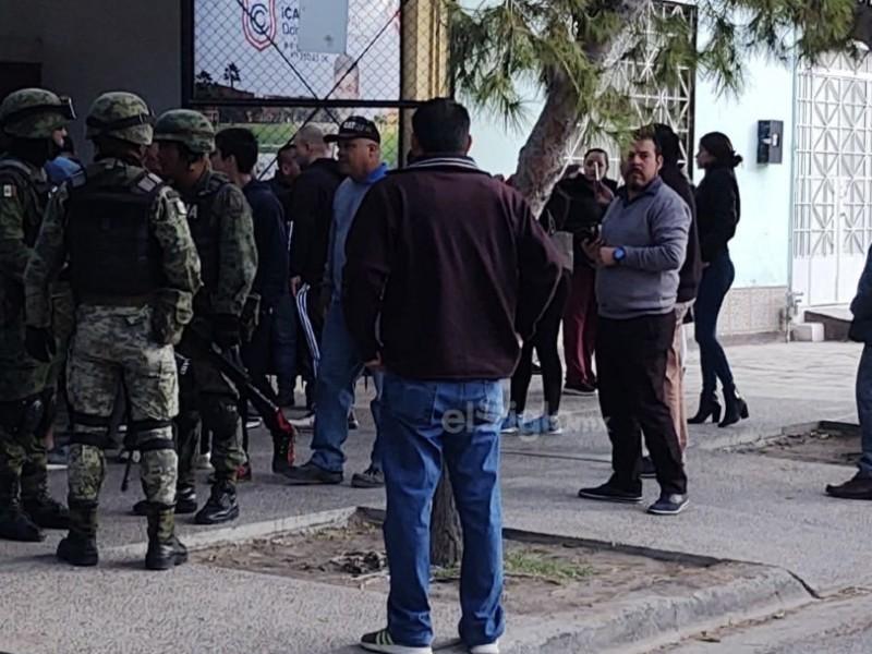 Lamentan autoridades tiroteo en Torreón