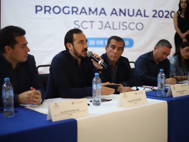 Lamentan ingenieros baja en presupuesto federal para carreteras de Jalisco