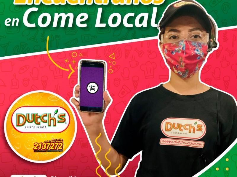 Lanza CANIRAC app para restaurantes locales