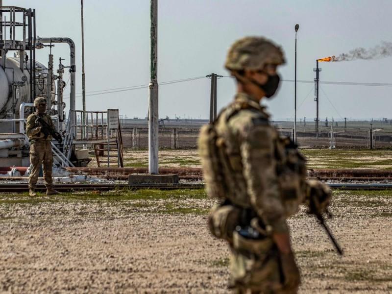 Lanza EE.UU. bombardeos en frontera Irak y Siria