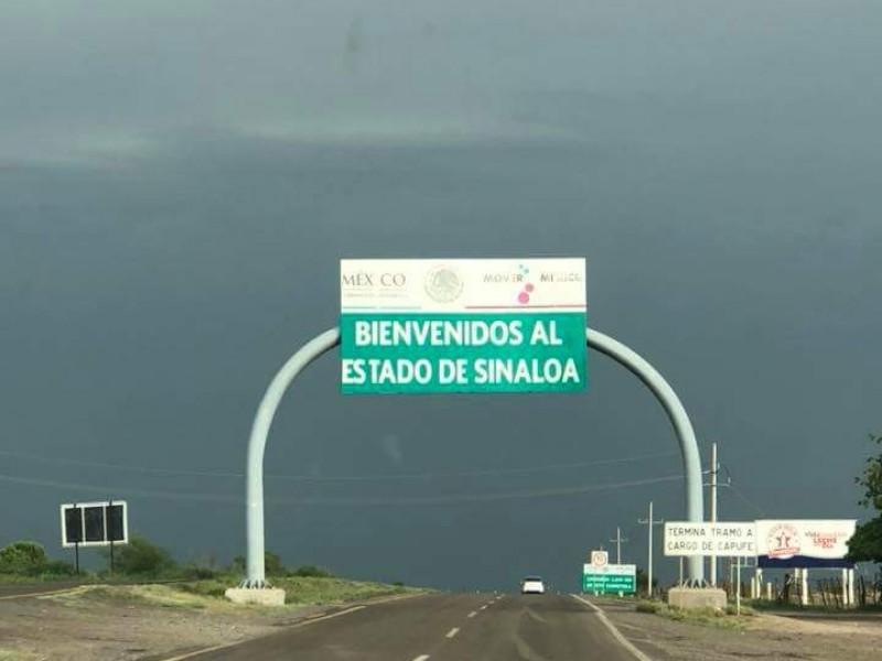 Lanza EUA alerta de viaje para Sinaloa