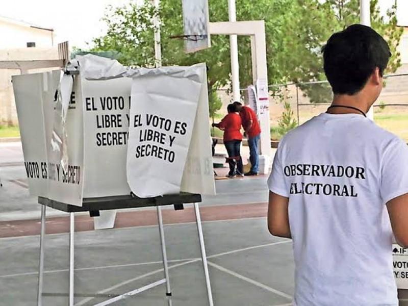 Lanza INE convocatoria para fungir como supervisores y capacitadores electorales