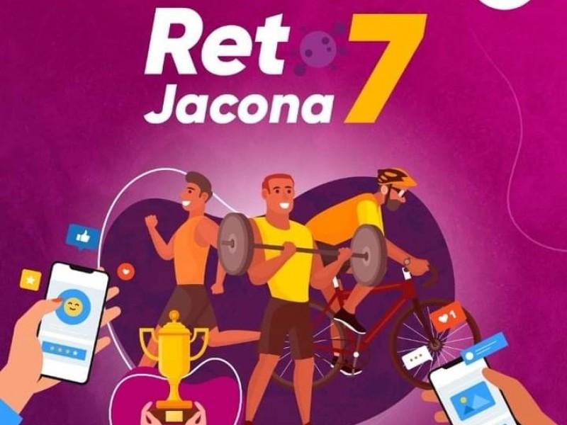 Lanza Jacona convocatoria virtual al Reto 7