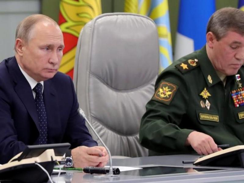 Lanzamiento del nuevo misil hipersónico Avangard: Rusia