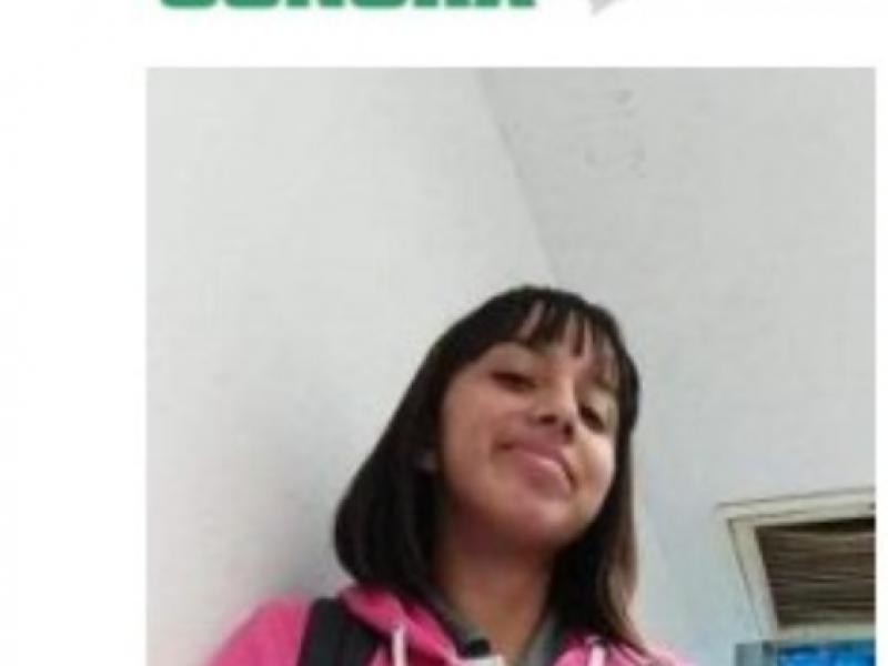 Lanzan Alerta Amber por menor desaparecida en Hermosillo