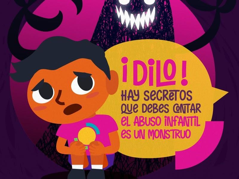 Lanzan campaña contra la violencia infantil en Michoacán