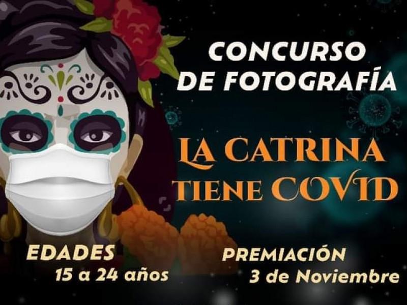 Lanzan concurso de fotografía por día de muertos en Tangancícuaro
