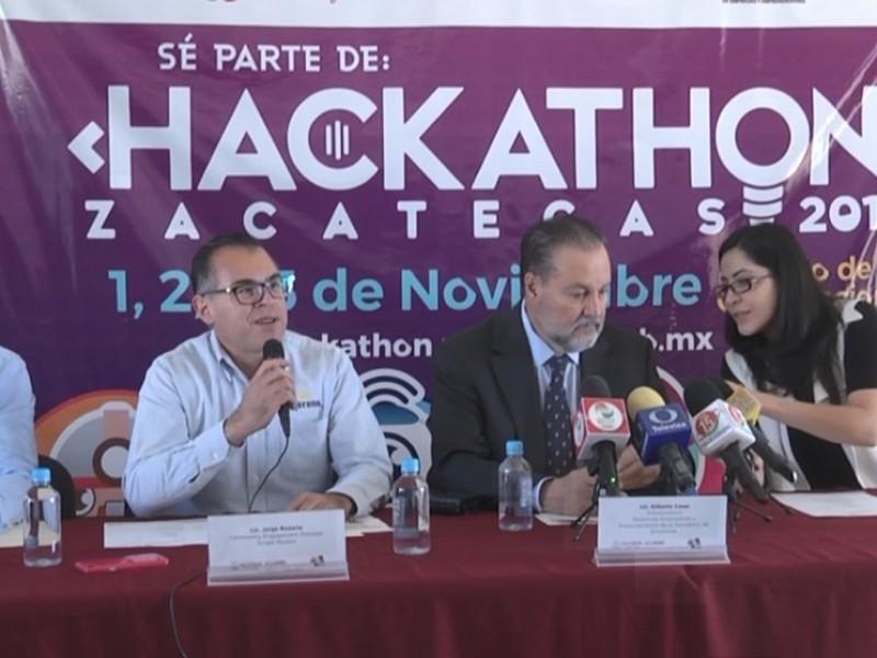 Lanzan convocatoria para Hackaton 2019