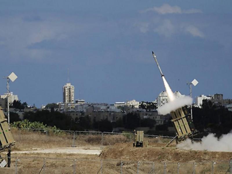 Lanzan dos cohetes desde la Franja de Gaza