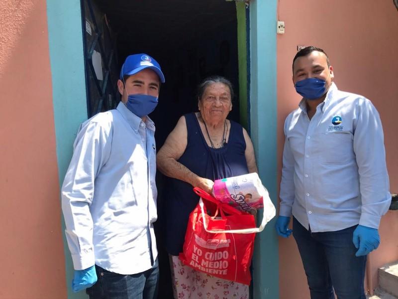 """Lanzan jóvenes de Corregidora reto """"Ármate tu kit"""""""