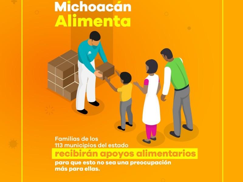 Lanzan micrositio sobre programa Michoacán Alimenta