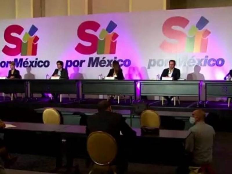 Lanzan movimiento ciudadano Sí por México
