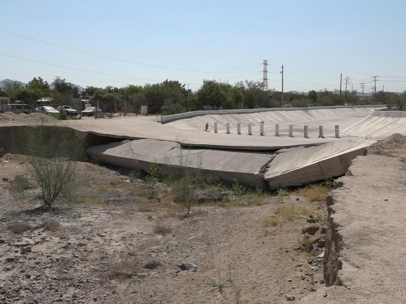 Las autoridades no nos escuchan: vecinos de la colonia Jericó