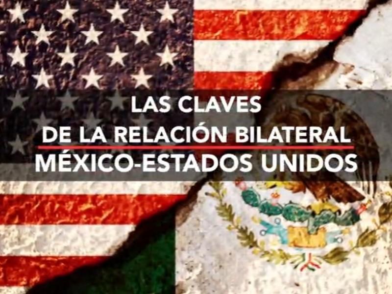 Las claves de la relación bilateral México - Estados Unidos
