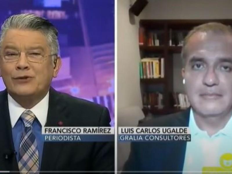 Las consultas ciudadanas son un circo mediático: Luis Carlos Ugalde