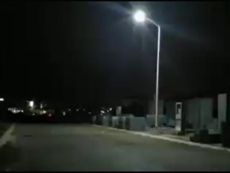 Las luminarias de Guadalupe se encuentran en revisión, Chávez Padilla