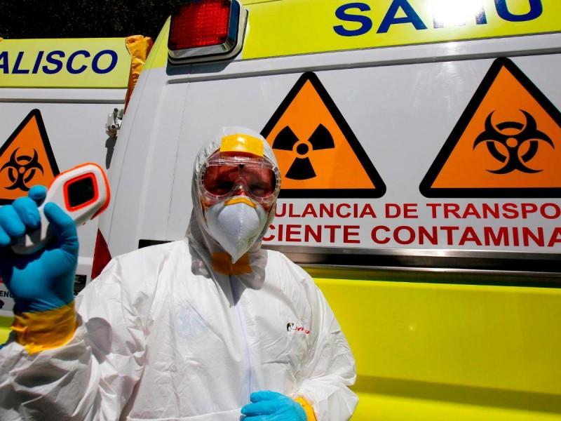 Las muertes por Covid-19 en México llegan a 228,362