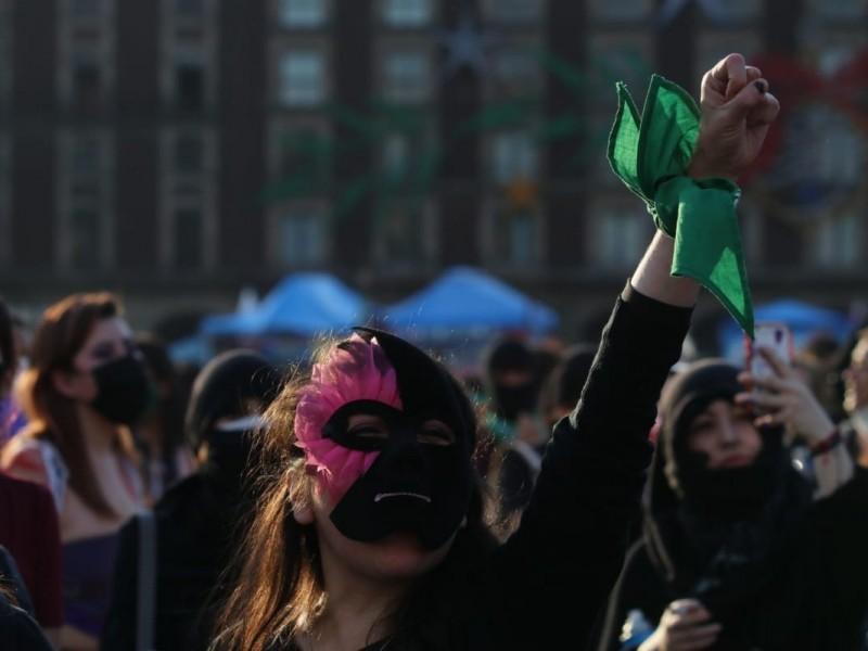 Las mujeres vuelven a tomar las calles de México