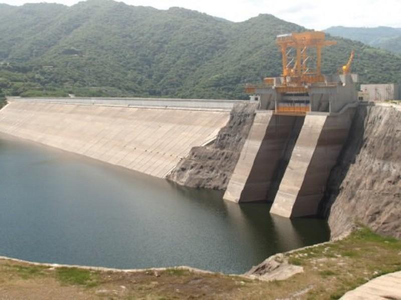Las presas son infraestructura de Seguridad Nacional: Luege