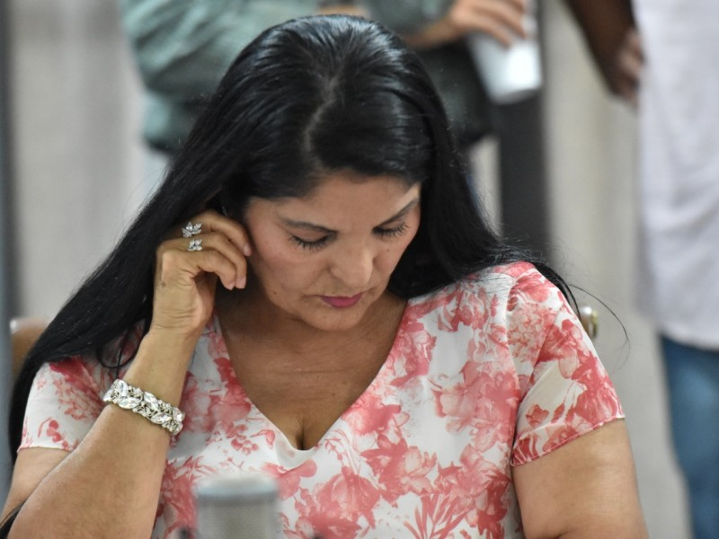 Las promesas de campaña incumplidas de Rosario Quintero