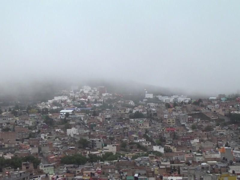 Pronostican heladas en zonas montañosas de Zacatecas