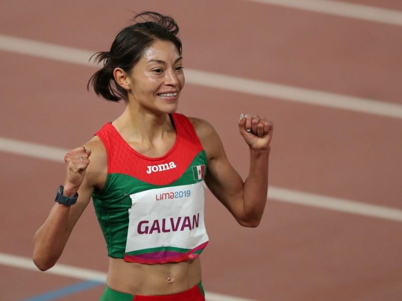 Laura Galván consigue su pase a los Juegos Olímpicos