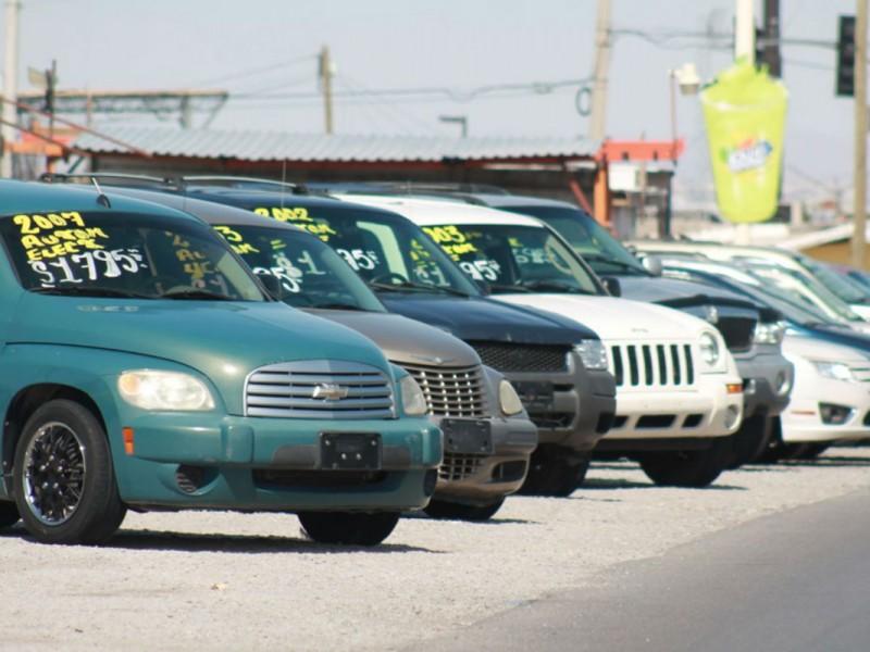 Legalización de autos americanos afectará a empresarios del ramo automotriz