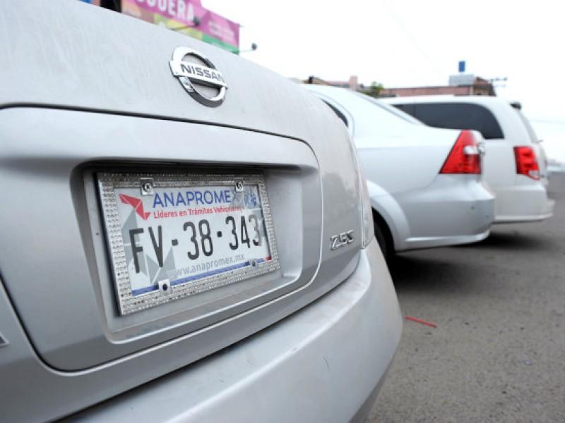 Legalización de autos podría beneficiar al crimen organizado: Coparmex Laguna