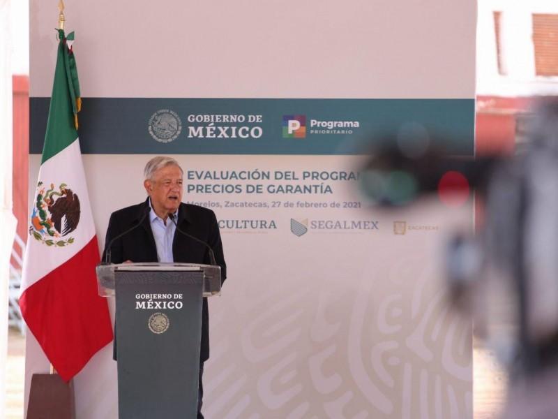 Legalizar flujo migratorio, propuesta AMLO a Biden