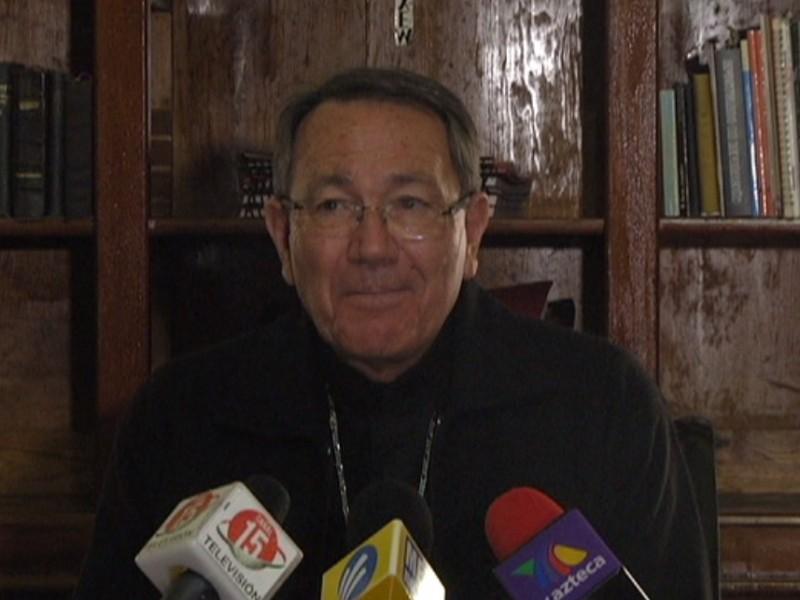 Legalizar la marihuana perjudicará a futuras generaciones: obispo