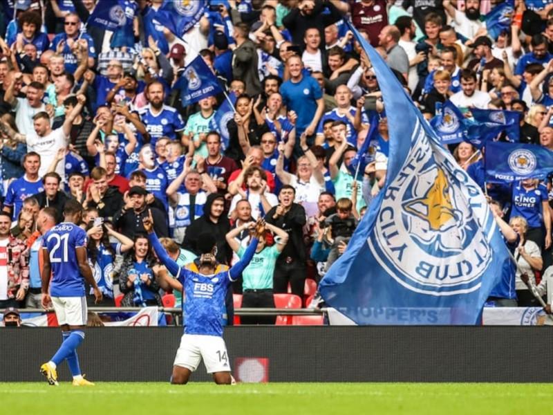 Leicester City ganó la Community Shield venciendo al Manchester City