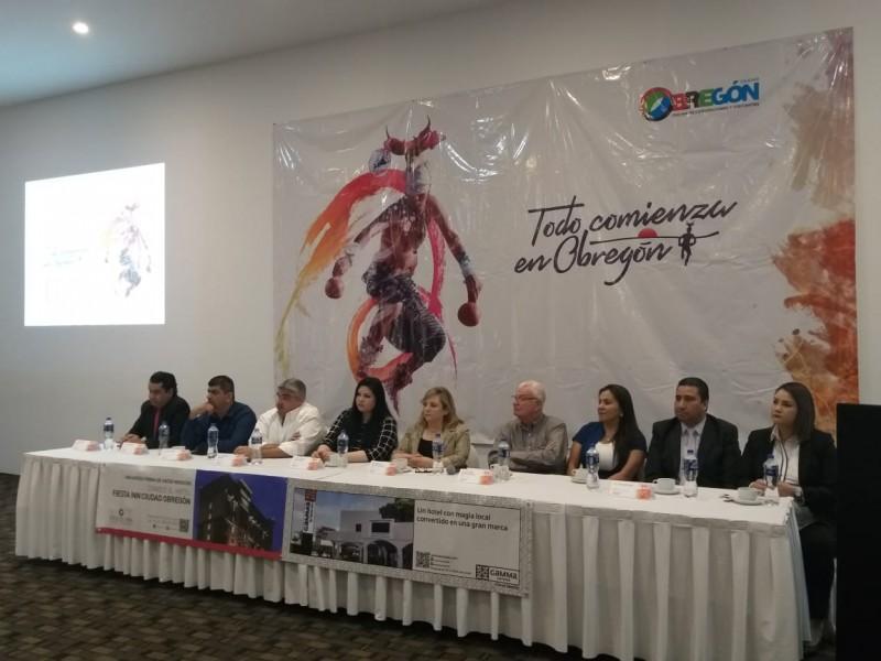 Lejos de hechos violentos, promueven a Ciudad Obregón