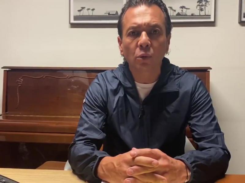 Lemus recibe amenazas para que deje la candidatura a Guadalajara