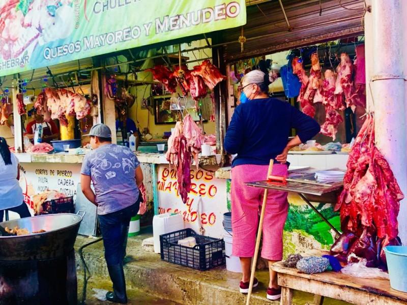 Lento repunte para carnicerías