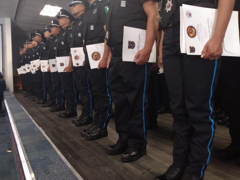 León no cumplió meta anual de policías reclutados