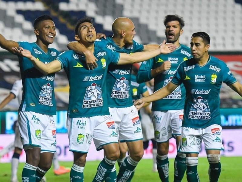 León terminó el invicto de Pumas en el Guardianes 2020