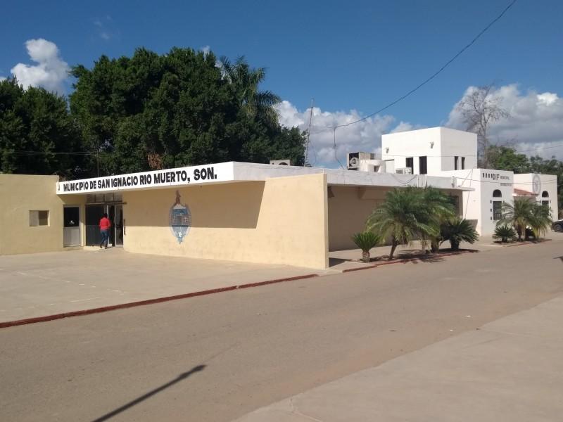 Les deben hasta 20 quincenas en el Ayuntamiento San Ignacio