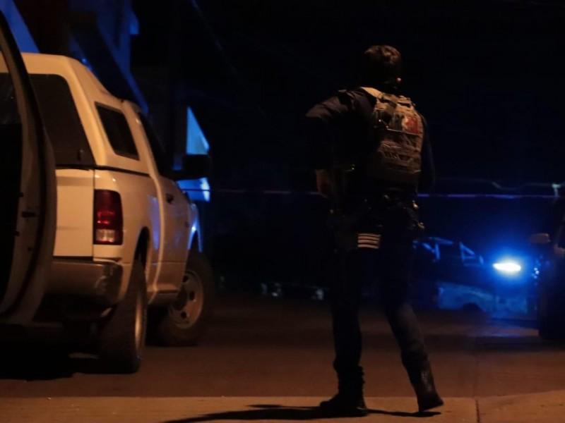 Mujer embarazada es lesionada con impactos de arma de fuego