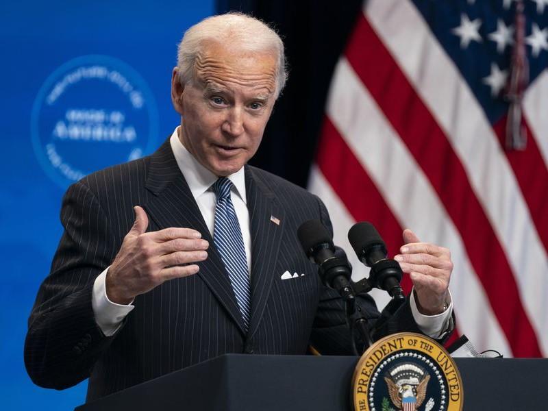 Levanta Biden emergencia en frontera con México; anula el muro