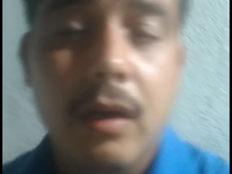 """""""Levantan"""" a Organizador de Marcha por la Paz en Reynosa"""