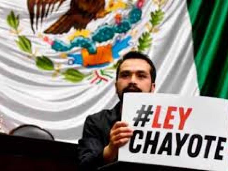 Ley Chayote en SCJN