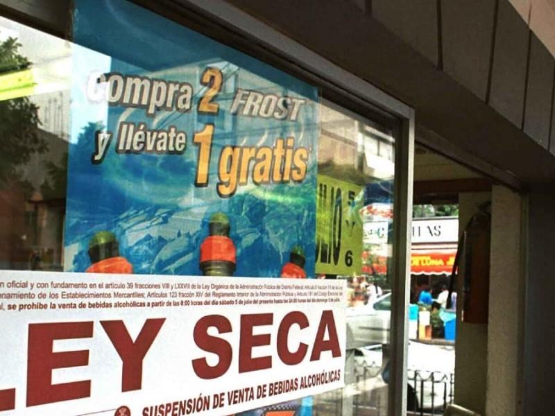 Ley seca en Xalapa podría seguir si no cambia semáforo