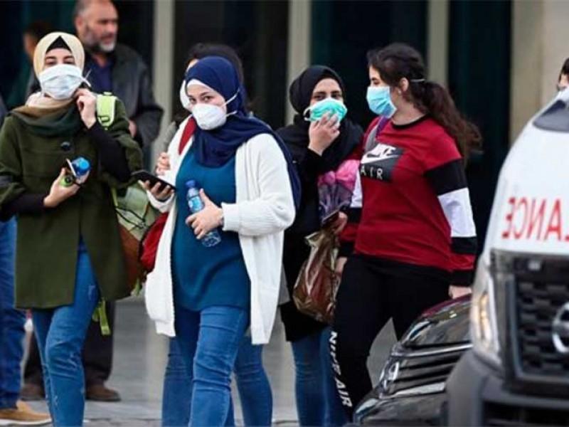 Líbano confirma primer caso variante coronavirus